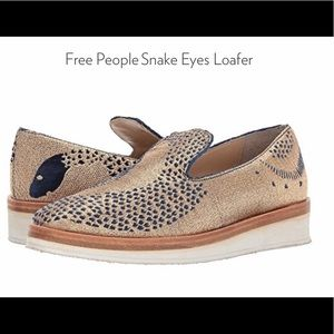 Free People Loafers 👣